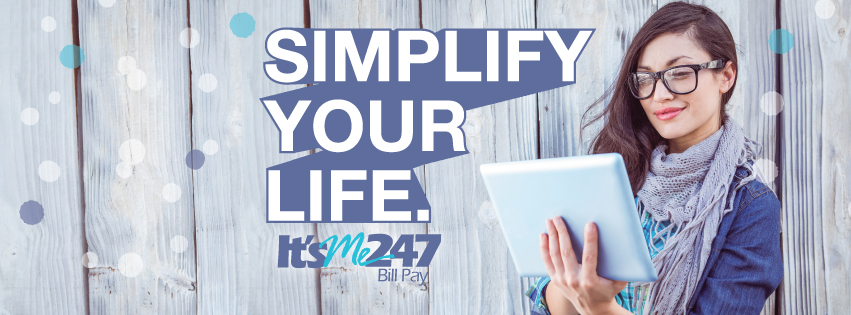 Simplify your life with It's Me 247 Bill Pay